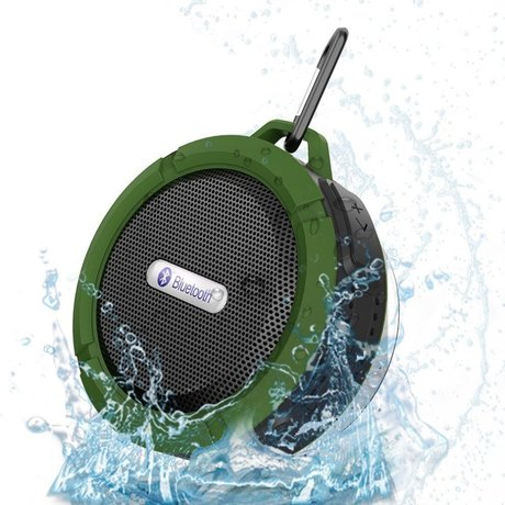 BLUETOOTH MP3 Колонка Влагоустойчива -  3W