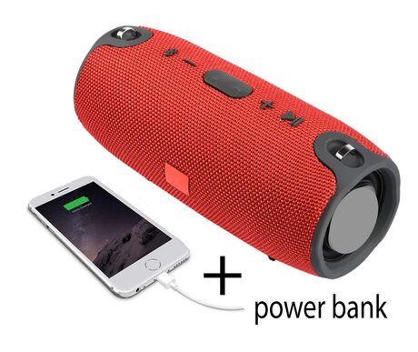 Мощна MP3 Тонколонка Xtreme + Power Bank