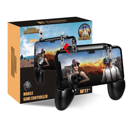 "Универсален Геймпад - PUBG Mobile Game Pad 5"" - 6.5"" - Plus"